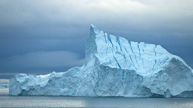 Groenland - Baie de Disko